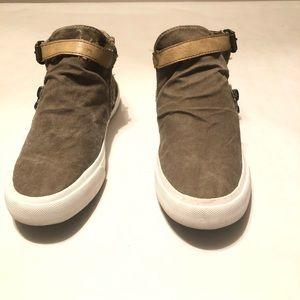 Blowfish Malibu High Top Sneakers Women's Size 8.5